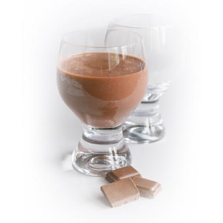Pudding,-Mousse-oder-Kaltgetränk-mit-Schokoladengeschmack